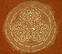 刺繍の型紙
